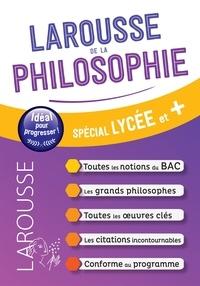 Collectif - Le Larousse de la philosophie.