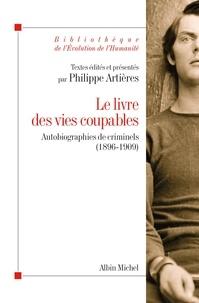 Collectif - Le Livre des vies coupables.