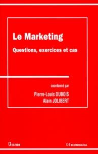 Accentsonline.fr LE MARKETING. Questions, exercices et cas Image