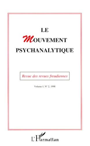 Collectif - Le Mouvement psychanalytique 2.