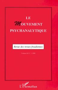 Histoiresdenlire.be LE MOUVEMENT PSYCHANALYTIQUE VOLUME 2 N° 2 1999 Image