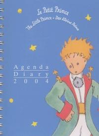 Collectif - Le petit prince - Agenda 2004.
