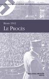 Collectif - Le Procès - Riom 1942.