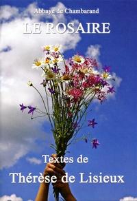 Collectif - Le rosaire - Textes de Thérèse de Lisieux.