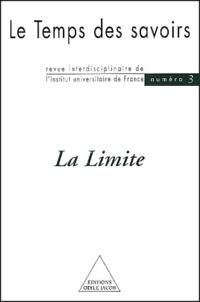 Le temps des savoirs N° 3 : La limite.pdf