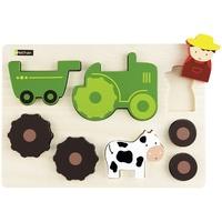 Collectif - Le tracteur.