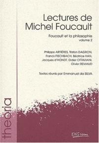 Openwetlab.it Lectures de Michel Foucault. - Volume 2, Foucault et la philosophie Image