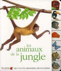 Collectif et Sautai Raoul - Les animaux de la jungle.