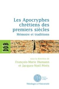 Collectif - Les Apocryphes chrétiens des premiers siècles - Mémoire et traditions.