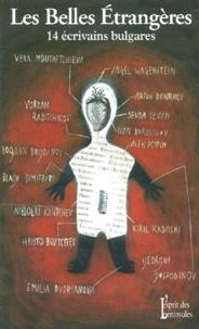 Accentsonline.fr Les belles étrangères. 14 écrivains bulgares Image