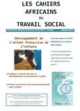 Collectif - Les cahiers africains du travail social.