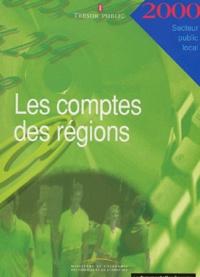 Les comptes des régions