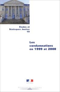 Collectif - Les condamnations en 1999 et 2000.