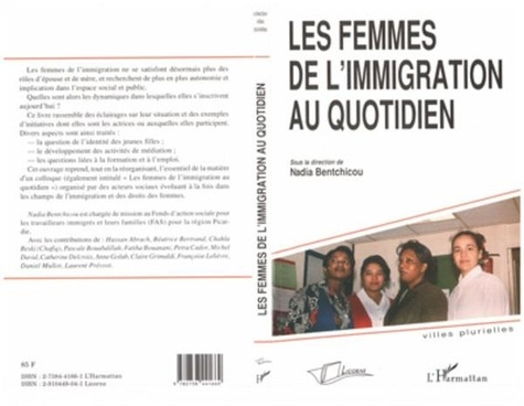 Collectif - Les femmes de l'immigration au quotidien.