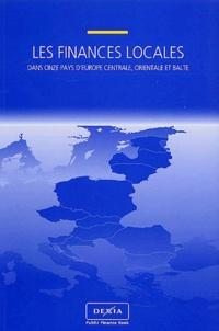 Les finances locales dans les quinze pays de l'Union européenne. 2ème édition