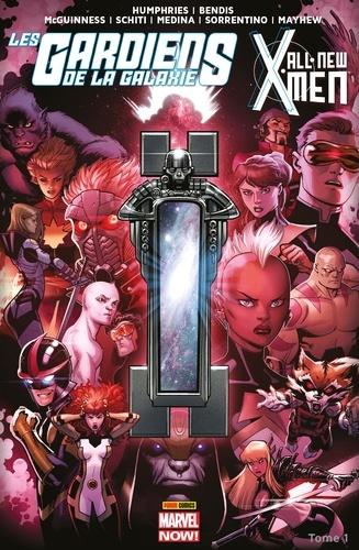 Les Gardiens de la Galaxie/All-New X-Men (2013) T01 - 9782809464993 - 9,99 €