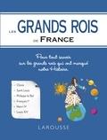 Collectif - Les Grands rois de France.