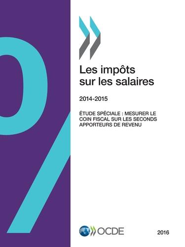 Les impôts sur les salaires 2016