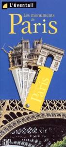 Histoiresdenlire.be Les monuments de Paris Image