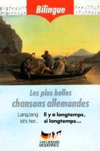 Galabria.be LES PLUS BELLES CHANSONS ALLEMANDES LANG, LANG IST'S HER : IL Y A LONGTEMPS, SI LONGTEMPS... Image