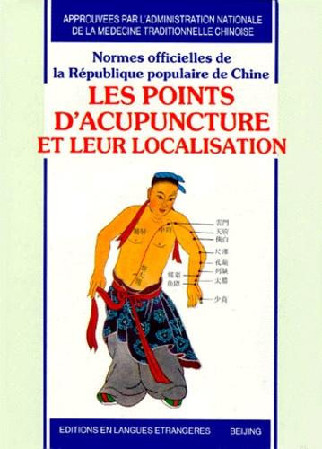 Localisation Des Points D Acupuncture