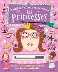 Collectif - Les princesses.
