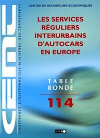 Histoiresdenlire.be Les services réguliers interurbains d'autocars en Europe. Numéro 114 Image