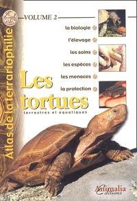 Collectif - Les tortues terrestres et aquatiques.
