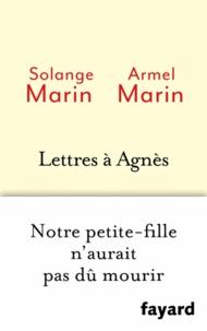 Deedr.fr Lettres à Agnès, notre petite-fille n'aurait pas du mourir Image