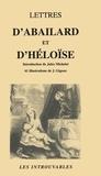Collectif et Jules Michelet - Lettres d'Abélard et Héloïse.