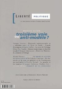 Liberté politique N° 16 Printemps-Eté 2001 : Doctrine sociale, troisième voie ou anti-modèle ?.pdf
