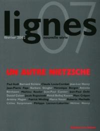 Galabria.be Lignes N° 7 Février 2002 : Un autre Nietzsche Image