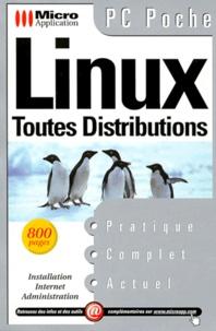 Deedr.fr Linux. Toutes distributions, 1ère édition Image