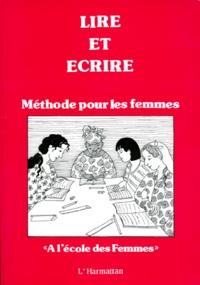 Deedr.fr LIRE ET ECRIRE. Méthode pour les femmes Image