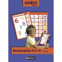 Collectif - Logico - Numération MS.