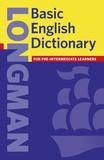 Collectif - Longman Basic English Dictionary.