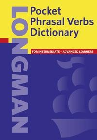 Deedr.fr Longman Pocket Phrasal Verbs Dictionary Image