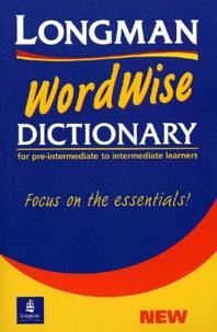 Histoiresdenlire.be Longman Wordwise Dictionary Image