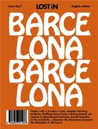Collectif - Lost In travel guide Barcelona.