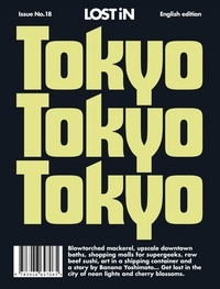 Collectif - Lost In Travel guide Tokyo.