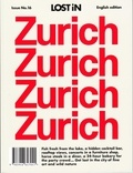 Collectif - Lost in travel guide Zurich.