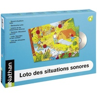 Collectif - Loto des situations sonores.