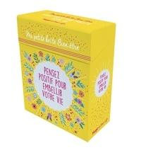 Collectif - Ma petite boîte bien-être - Pensez positif pour embellir votre vie.