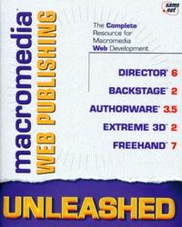 MACROMEDIA WEB PUBLISHING. CD-ROM inside, Edition en anglais