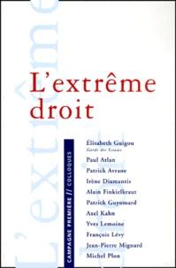 Malaise dans la civilisation. Lextrême droit.pdf