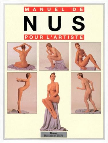 Collectif - Manuel de nus pour l'artiste.