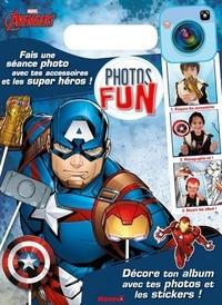 Collectif - Marvel Avengers - Photos Fun (Captain America).