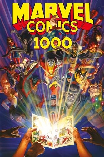 Marvel Comics - 1000 - 9782809490329 - 12,99 €