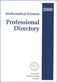 Mathematical Sciences Professional Directory 2000.pdf