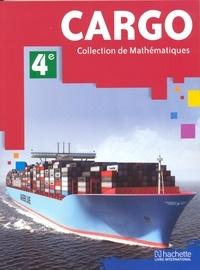 Collectif - Mathématiques 4e CARGO élève.